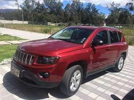 Jeep Compass vinotinto 2014