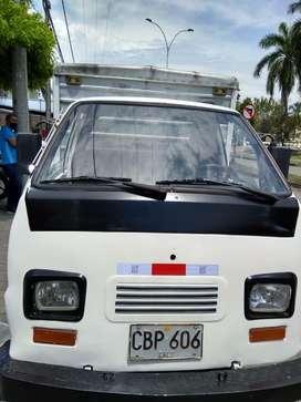Vendo vehiculo marca corcel en exelentes condiciones (motor volkswagen 1600cc) furgon