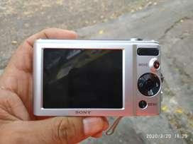 Cámara Sony cyber shot DSC W800