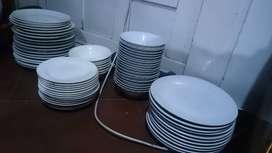 Remato saldo platos restaurante.