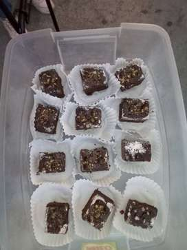 Mini Brownies al mayor