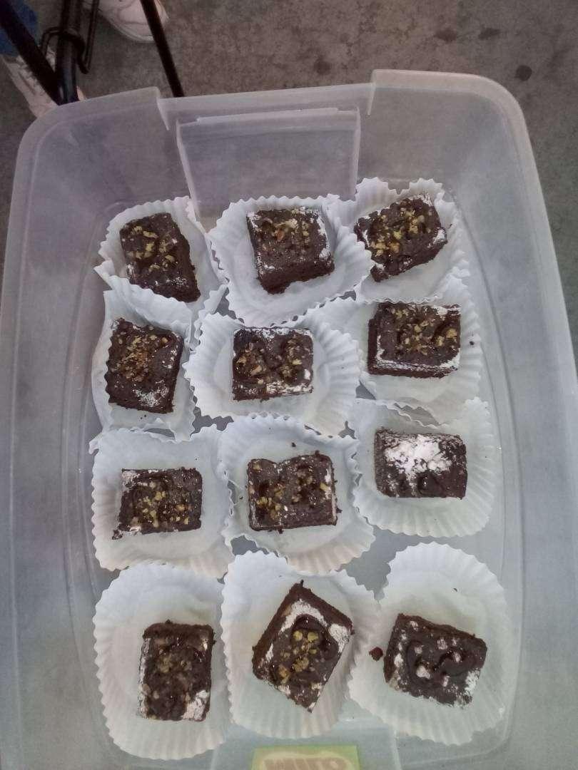 Mini Brownies al mayor 0
