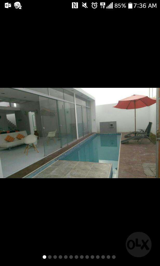 Alquilo Casa de Playa en Arizona Mejía 0