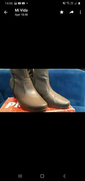 Botas marrones mujer Picadilly Maxitherapy