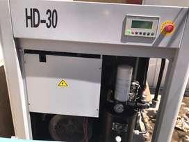 Compresor de tornillo 30Hp