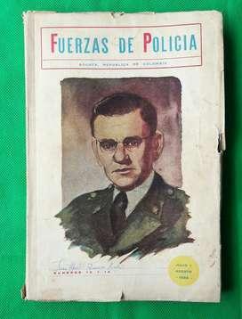 Revista Fuerzas de Policia Jul Yago 1953