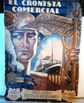 EL CRONISTA COMERCIAL NUMERO EXTRAORDINARIO DE 1947