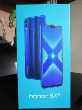 Honor 8x en buen estado, usado