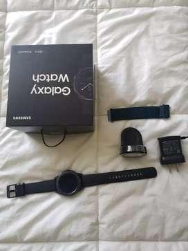 SAMSUNG Galaxy watch 42 mm, como nuevo