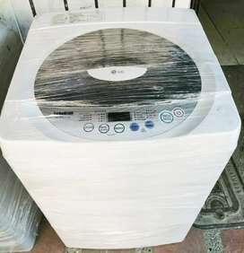 LG TurboDrum de 18 libras. Aceptamos tu lavadora usada como parte de pago