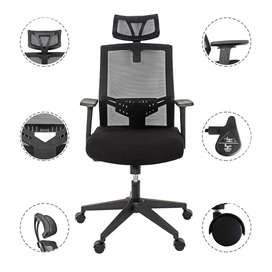silla backo plus color negro