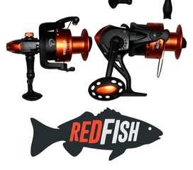 reel red fish BM 8000