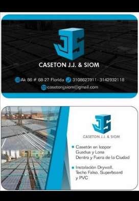 Fabrica de Caseton Jj&siom