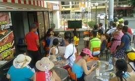 Servicios de restaurante para grupos turismo