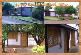 Vendo Casa en San José Misiones