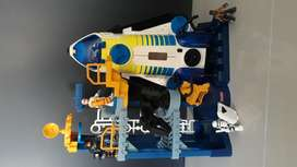 Nave Espacial Fisher Price