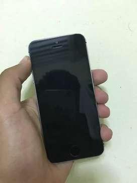 iPhone 5s detalle huella .