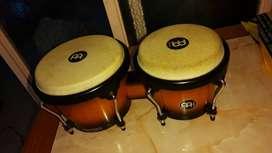 Vendo bongo Meinl