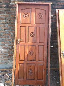 Vendo puerta Algarrobo