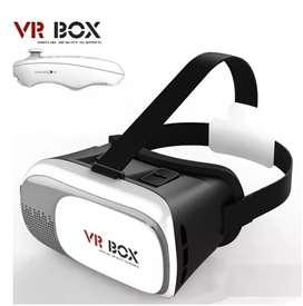 Gafas Realidad Virtual 3d Gear vr box+control