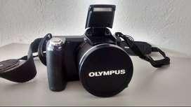 Camara para Video y Fotografía Olympus