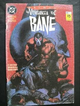 Batman La venganza de Bane. Historia completa