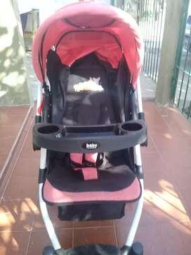 coche de bebe usado