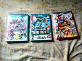 Juegos Wii U Perfecto Estado