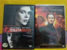 Películas DVD original