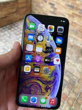 Se vende Iphone XS Max 256 Gb, color Blanco, Única Duena, Libre de iCloud