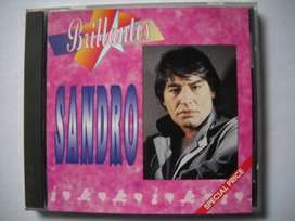 sandro brillantes cd impecable