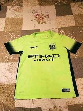 Camiseta entrenamiento Manchester city