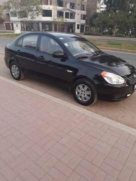 Vendo auto Hyundai Accent modelo 2011