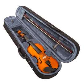 Violin Medida 1/4 Sbt Madera Excelente Calidad Oferta!!