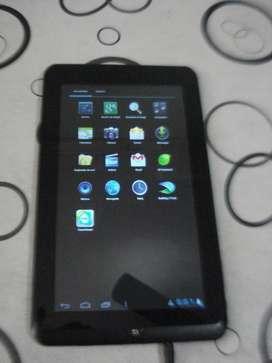 Tablet Lazer Pantalla 10.7 Hdmi Usb Cargador Excelente!!