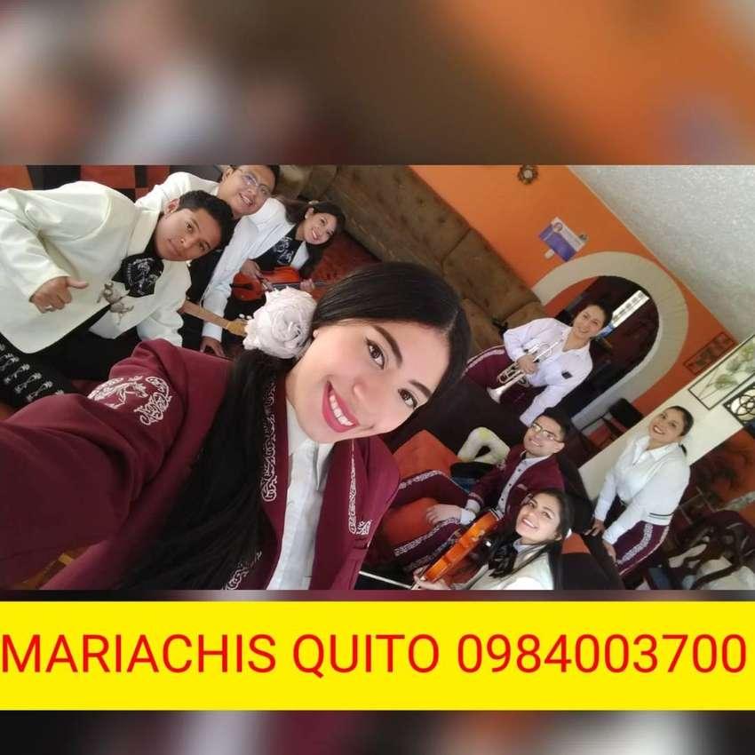Mariachis Quito Norte Centro Sur y Valles 0