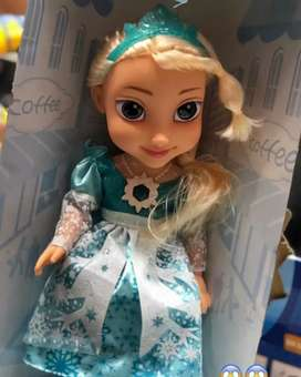Muñeca de Frozen