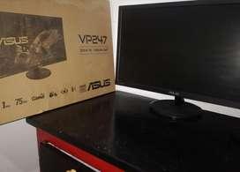 Monitor Gamer Asus Vp247 1ms 75hz