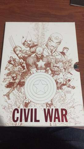 Comic de Civil War