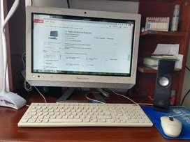 Lenovo c320 todo en uno touch