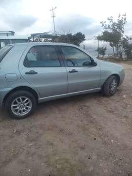 Vendo carro Fiat Palio precio$10'500.000