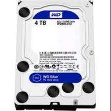 DISCO SATA 4 TB PC WESTER DIGITAL BLUE