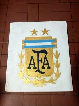 Cuadro argentina seleccion