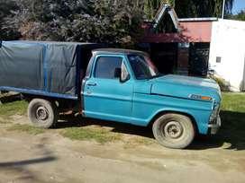 Vendo camioneta andando muy bien