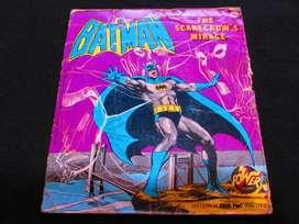 MINI LP O DISCO DE VINYL BATMAN 1975, DE COLECCION.