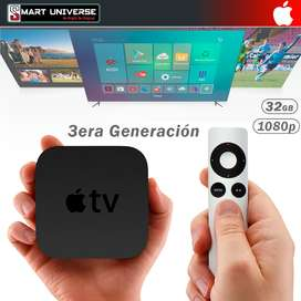 Apple TV  32gb Wifi HDMI ORIGINAL SELLADO