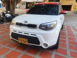 Kia soul sonrise doble tono 1.6 automático  película de seguridad  nano cerámico rin 18 3 opc de conducción  luz blanca