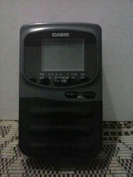 Tv 100 Lcd Casio
