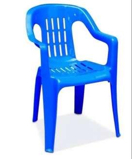Mesa y silla plastica infantil