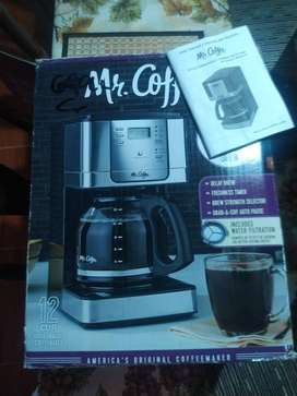 Cafetera programable Mr.Coffee